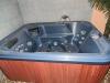 джакузи при бассейне