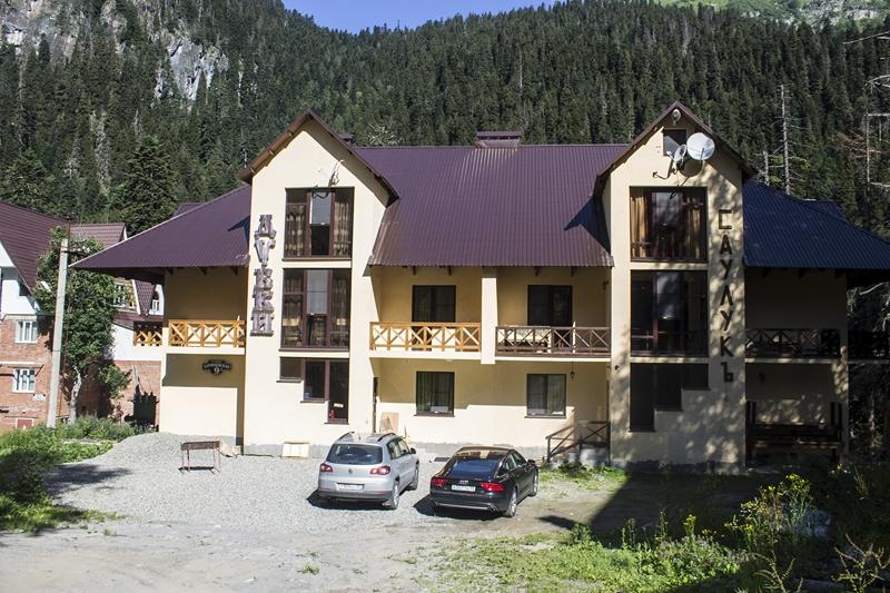 фото гостиница Дубки