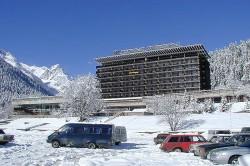фото гостиница Горные вершины