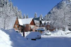 фото гостиница Снежинка