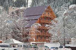 фото отель Старый Домбай
